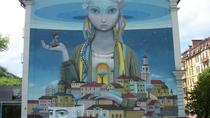 Kiev's Artist Murals, Kiev, Literary, Art & Music Tours