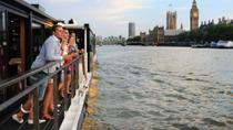 Crociera con cena sul Tamigi, London, Dinner Cruises