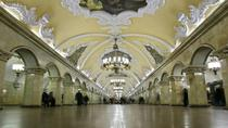 Architecture Tour of Moscow's Metro and Kolomensoye Estate, Moscow, Walking Tours