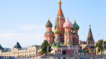 Small-Group Moscow City Walking Tour, Moscow, Multi-day Tours