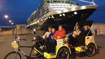 Pedicab Tour from Victoria Cruise Ship Terminal, Victoria, Pedicab Tours