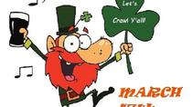 St Paddy Clover Crawl, Nashville, Food Tours