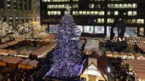 Chicago Holiday Lights Trolley and Christmas Market Tour, Chicago, Walking Tours