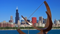 Tour des quartiers sud de Chicago avec croisière en option, Chicago, Excursions en bus et monospace