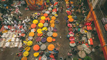 Shopping Experience: Guided Tour of Bengaluru's KR Market Including Breakfast, Bangalore, Walking ...