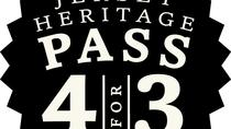 Jersey Heritage Pass: 4 for 3 Attractions, England, Sightseeing & City Passes