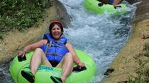 Ziplining, River Tubing, and Blue Hole Adventure from Runaway Bay, Runaway Bay, Ziplines
