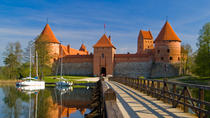 Tour privato a Trakai da Vilnius, Vilnius, Private Day Trips