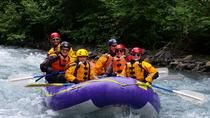 Whitewater Rafting Glacier Creek, Anchorage, White Water Rafting