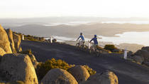 Mount Wellington Descent Cycling Tour departs Hobart, Hobart, Air Tours