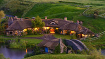 Early Access to The Lord of the Ring Hobbiton Movie Set from Auckland, Auckland, Wine Tasting & ...