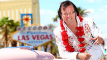 Private Rosa-Cadillac-Tour durch Las Vegas mit Elvis, Las Vegas, Private Touren