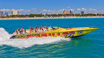 Speedboat Sightseeing Tour of Miami, Miami, Day Trips