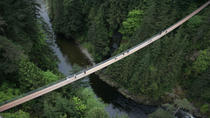 Toegang tot de Capilano-hangbrug, Vancouver, Kid Friendly Tours & Activities