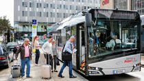 Hop-On Hop-Off, Walk and Airport Bus in Vienna, Vienna, Hop-on Hop-off Tours