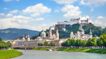 Vienna Super Saver: Salzburg Day Trip plus Vienna City Hop-On Hop-Off Tour, Vienna, null