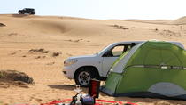 2-Night Wahiba Sands and Turtle Beach Tour with Camping under Arabian Stars from Bediyah, Mascate