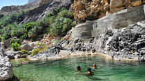 Private Day Trip of Oman's Wadis from Muscat, Muscat, null