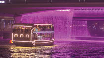 Dubai Canal Dinner Cruise with Transfers, Dubai, Dhow Cruises