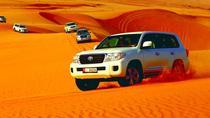 Morning Abu Dhabi Desert Dune Bashing and Camel Ride, Abu Dhabi, 4WD, ATV & Off-Road Tours