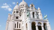 Montmartre and Sacre Coeur Walking Tour in Paris