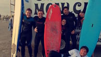 Private Surf Lesson with GoPro Footage, Santa Monica, Surfing Lessons