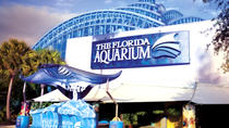 The Florida Aquarium in Tampa Bay, Tampa, null