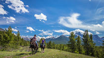 2-Hour Horseback Ride in Kananaskis with Optional Lunch