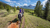 Full-Day Horseback Trail Ride and Lunch in Kananaskis, Banff, Horseback Riding