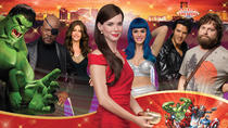 Madame Tussauds Las Vegas, Las Vegas, Billetterie attractions