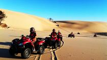 1.5-Hour Aboriginal Culture, Sand Board and Quad Bike Tour, Port Stephens, Adrenaline & Extreme