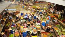 Full-Day Damnernsaduak Floating Market Tour, Bangkok, Day Trips