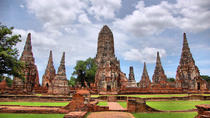 Full-Day Floating Market and Ayutthaya Temples Tour from Bangkok, Bangkok, Day Trips