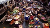 Full-Day Floating Market, Grand Palace and Temple Tour from Bangkok, Bangkok, Full-day Tours