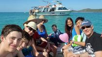 Full-Day Whitehaven Beach BBQ, Hill Inlet Lookout, and Snorkeling Cruise, The Whitsundays & ...