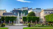 Grand Salzburg City Tour including Hellbrunn Palace and 24 Hour Salzburg Card, Salzburg, City Tours