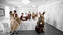 Mozart Concert and Dinner at Stiftskeller in Salzburg, ザルツブルク