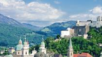 Panoramic Salzburg City Tour plus Austrian Lakes and Mountains Sightseeing Tour, Salzburg, Private ...