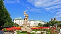 Panoramic Salzburg City Tour with Coffee and Cake, Salzburg, Walking Tours