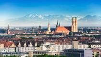 Private Tour: Munich and Oktoberfest Grounds Tour from Salzburg, Salzburg, Beer & Brewery Tours