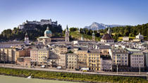 Private Tour: Salzburg City Highlights Tour, Salzburg, Hop-on Hop-off Tours