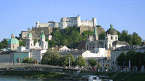 Salzburg City Tour Including Salzach River Sightseeing Cruise, Salzburg, Bus & Minivan Tours
