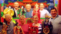 The Taiwanese Hand Puppet Show In Taipei, 台北市