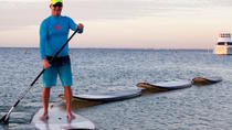 Rockingham Stand Up Paddle Board Lektion und Miete, Western Australia, Stand Up Paddling