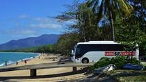 Private Departure Transfer 21 seat vehicle: Port Douglas to Cairns Airport, Cairns & the ...