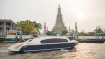 Private Tour: 2-Hour Bangkok Sunset Cruise with Champagne , Bangkok, Sunset Cruises