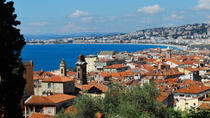 Full Day Tour of the French Riviera City of Nice from St Jeannet, Nice, Private Sightseeing Tours