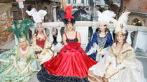 Photo Shoot in Costume, Venice, Photography Tours