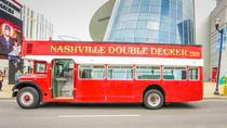Nashville Double Decker Bus Tour, Nashville, City Tours