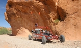 Buggytour door de Valley of Fire, Las Vegas, 4WD, ATV en off-roadtours